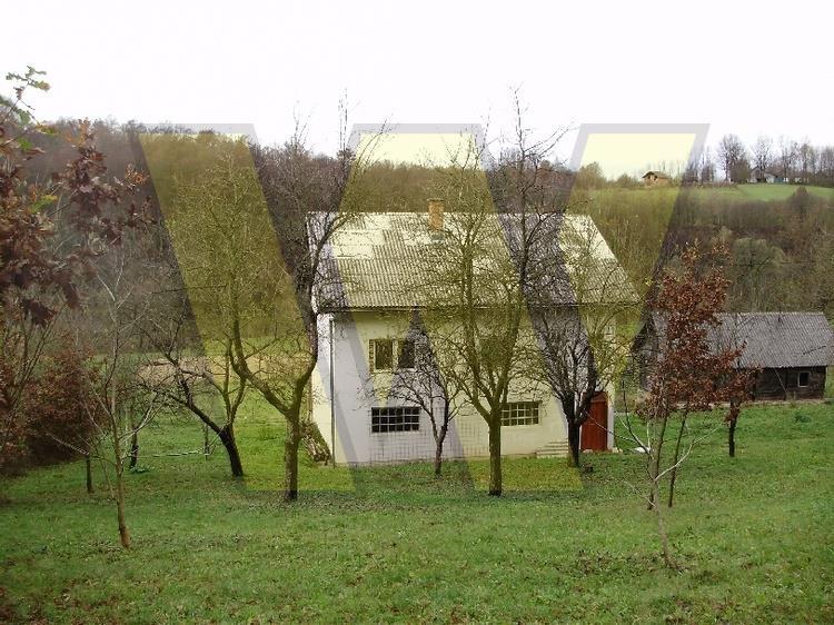 Kuća na rijeci Korani
