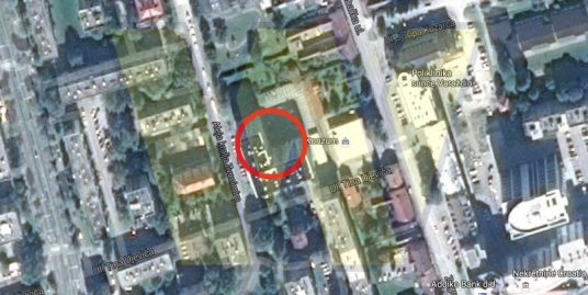Varaždin Spremište i 3 vanjska parkirna mjesta u Varaždinu