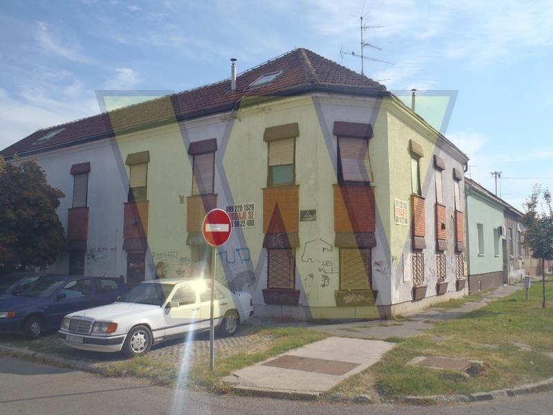 Osijek Stambeno-poslovna zgrada