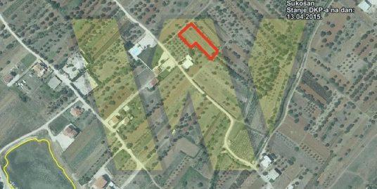 Građevinsko zemljište u Sukošanu