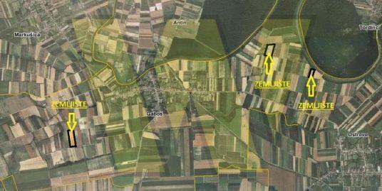 Zemljišta oko Gaboša