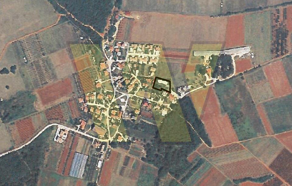 Građevinsko zemljište, Rogovići, 1590 m2