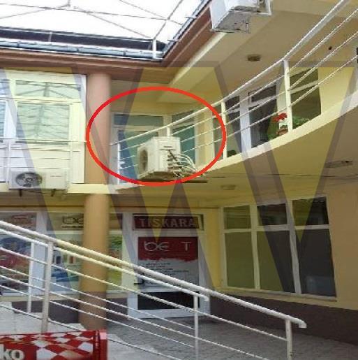 Poslovni prostor: Slavonski Brod, uredski, 26.7 m2
