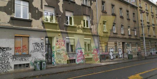 Stan u Centru Zagreba preuređen u poslovni prostor