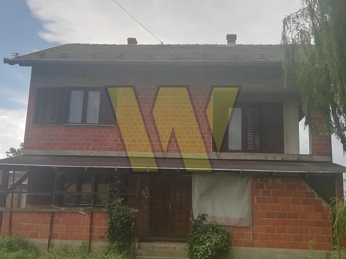 Obiteljska kuća Vrbanovec