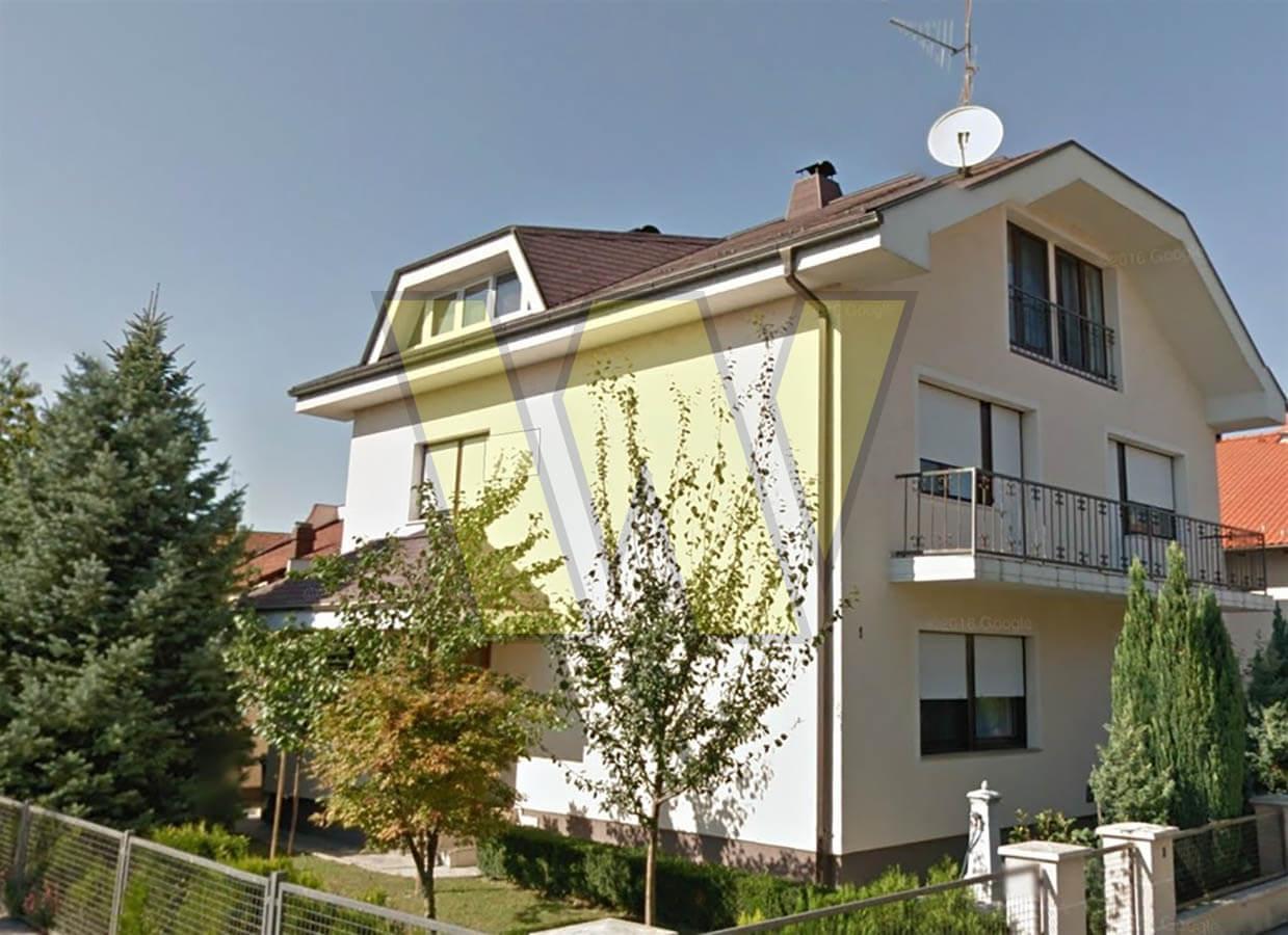 Varaždin, kuća katnica s apartmanima 354 m2