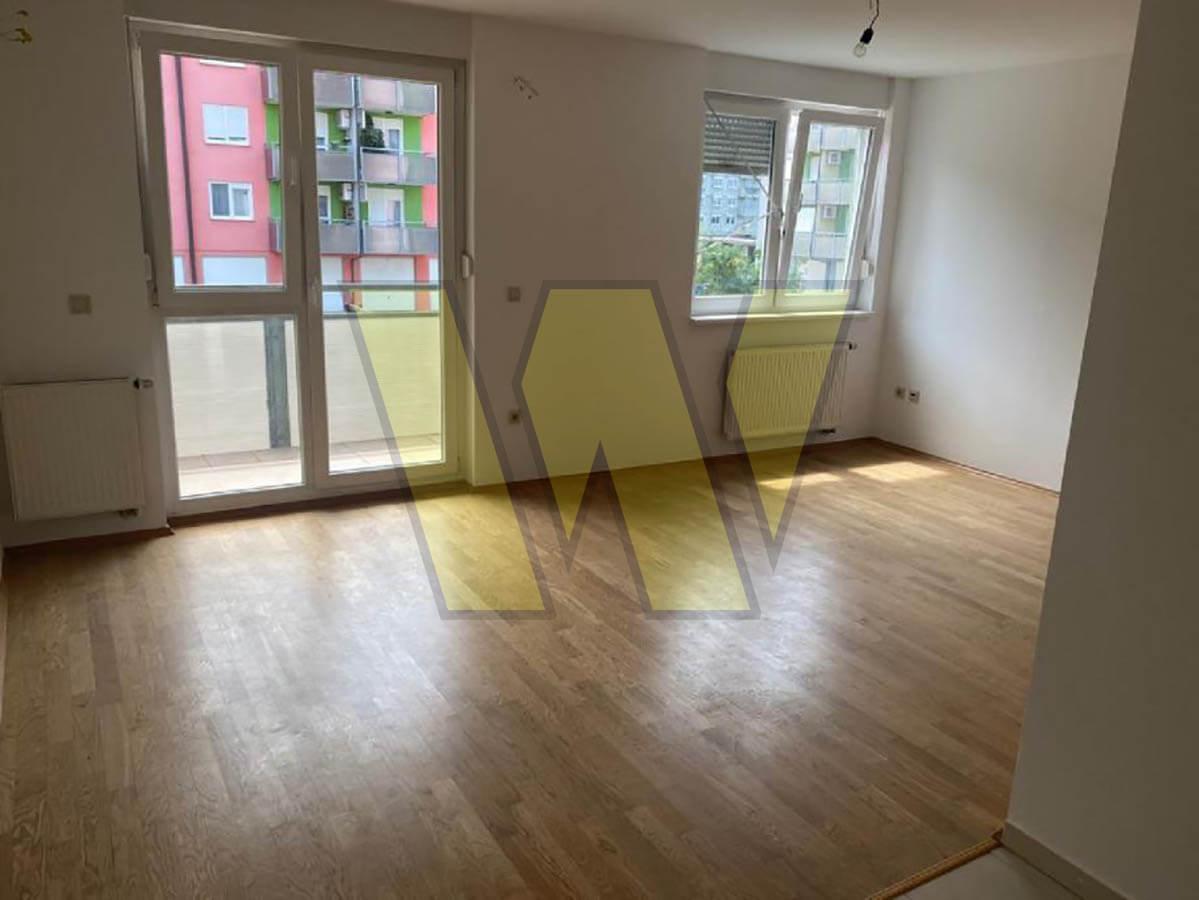Varaždin, novija gradnja dvosobni stan 57,50 m2